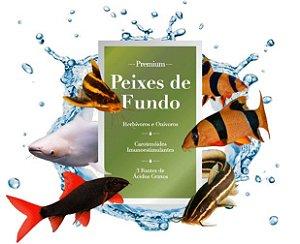 Ração Poytara peixes de Fundo 50g