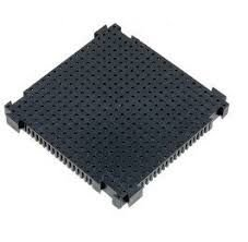 Placa para filtro biológico de fundo 9cm x 9cm