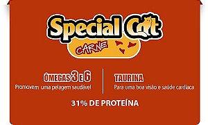 Alimento Premium para Gatos Special Cat Carne 1kg