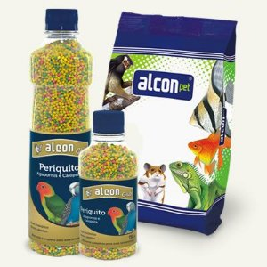 Alimento completo para Alcon ECO Club Periquito e Agapornis 310g