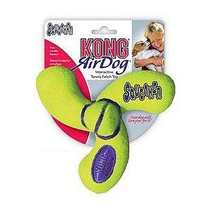 Brinquedo para cães Kong Squeaker Spinne Médio (ASR2)