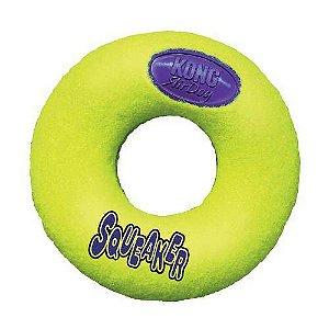 Brinquedo para cães Kong Squeaker Donut Médio (ASD2)