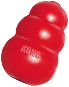 Brinquedo para cães Kong Original Classic - Extra grande (KXL)
