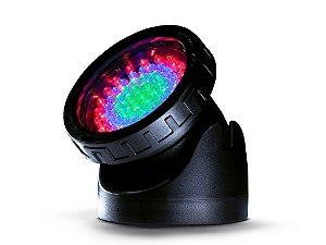 Holofote LED para lagos ornamentais multicolorido 127V