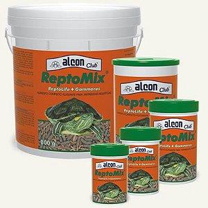 Ração para tartarugas d'agua Alcon Reptomix 25G