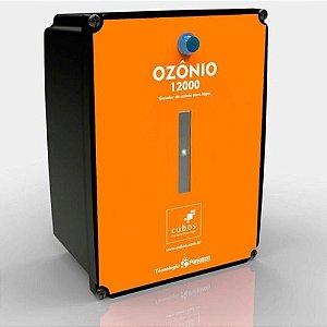 Gerador de ozônio para lagos ornamentais de até 12000 lt 220V - Cubos