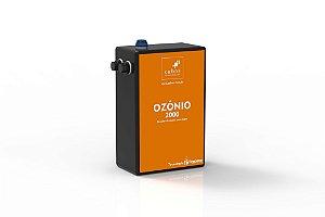 Gerador de ozônio para lagos ornamentais de até 6000 lt 220V - Cubos