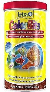Alimento grãos peixes tropicais Colorbits Granules 15g