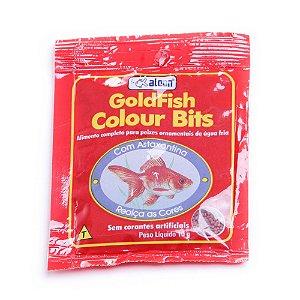 Ração para Kinguios e carpas Labcon Gold Fish Colours Bits 10g