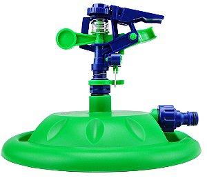 Irrigador Amanco - Aspersor de impacto com base