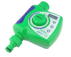 Temporizador eletrônico para irrigação com 12 funções - Amanco