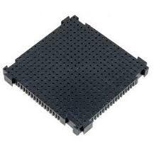 Placa para filtro biológico de fundo 14cm x 14cm
