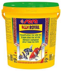 Ração Sera Koi Royal Large 4,15kg - 21 litros