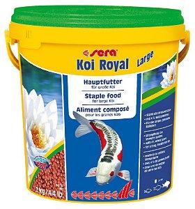 Ração Sera Koi Royal Large 2kg - 10 litros