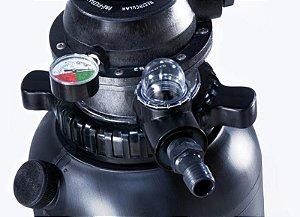 """Filtro Pressurizado 5000 S/UV para lagos de até 5000lt ENT/SAI mang 1"""" - Cubos"""