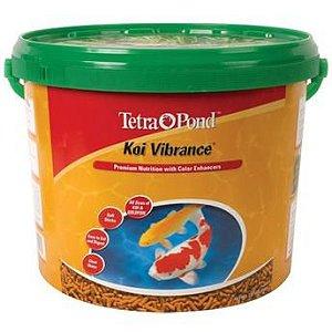 Ração Para Peixes Ornamentais Tetrapond Koi Vibrance 1,5kg