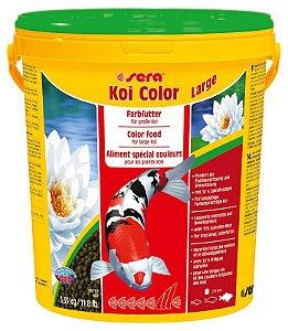 Ração Sera Koi Color Large 5,35kg (21 litros)