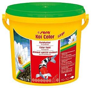 Ração Sera Koi Color Large 1kg (3,8 litros)