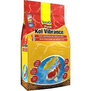 Ração Para Peixes Ornamentais Tetrapond Koi Vibrance 2,35kg