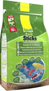 Tetra Pond Sticks Alimento Para Peixes Ornamentais 1,68kg
