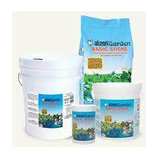 Ração para carpas Alcon Garden Basic Sticks 2kg - saco