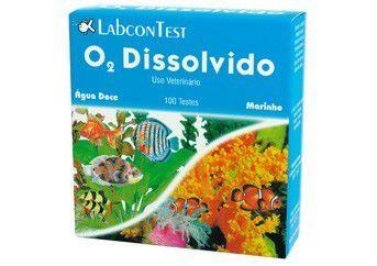 Labcon Teste de O2 dissolvido - 100 testes