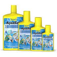 Condicionador para Aquários Aquasafe 50ml