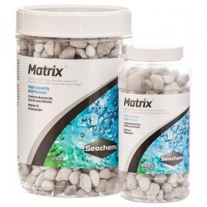 Mídia biológica Seachem Pond Matrix 4lt