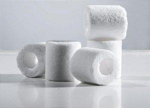 Cerâmica Bio-Glass 20kg para filtragem biológica - Cubos