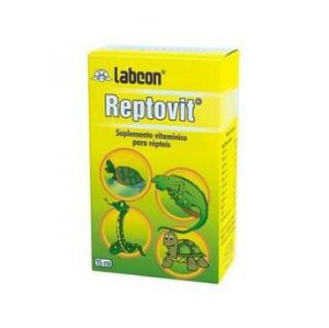 Suplemento vitaminico para Repteis em geral Labcon Reptovit 15ml