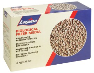 Midia Biológica para lagos Laguna Biological Filter Media 3kg
