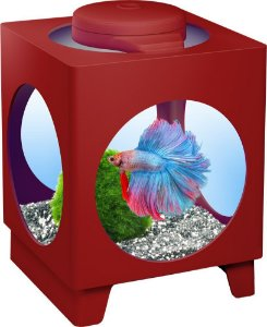 Tetra Betta Projector com luminária LED Multicor - Vinho