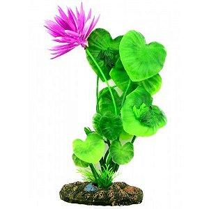 Planta Artificial 40cm Ninfeia - Mydor AG40057