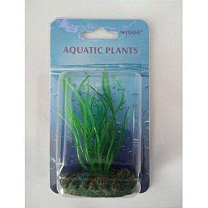 Planta Artificial 4cm Lilaeopsis - Mydor AG0435