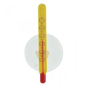Mini termômetro em vidro para aquários - Ista I-996