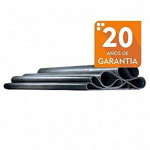 Geomembrana Geopond 1,14mm para lagos ornamentais de 3m x 2m