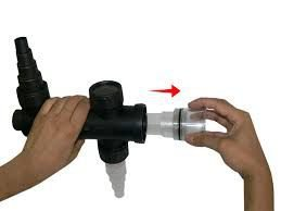 Tubo de Quartzo para UV Sarlo Pond 9W
