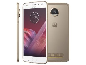 Motorola Moto Z2 Play 64GB Ouro - Dual Chip 4G Câm. 12MP