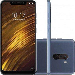 Xiaomi Pocophone F1 128GB Versão Global Desbloqueado-Azul