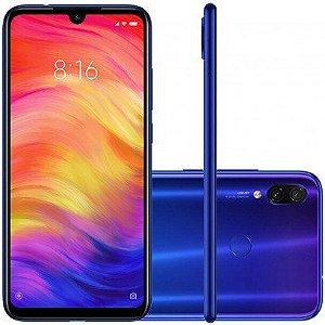 Smartphone Xiaomi Redmi Note 7 64GB Versão Global Azul