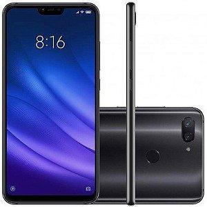Smartphone Xiaomi MI 8 Lite 128GB Versão Global Desbloqueado Preto