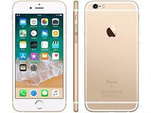 iPhone 6s 32GB Dourado  Câmera 12MP - Apple
