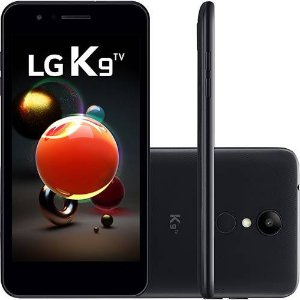 LG K9 TV-PRETO