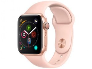 Apple Watch Series 4 44mm Alumínio-Rose