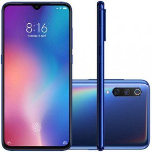 Celular Xiaomi Mi 9 Global 6Gb Ram 64Gb Blue (Azul)