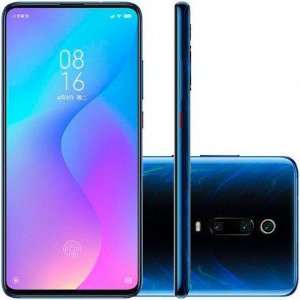Smartphone Xiaomi Mi 9T 6 GB RAM e 64 GB ROM Versão Global-Azul