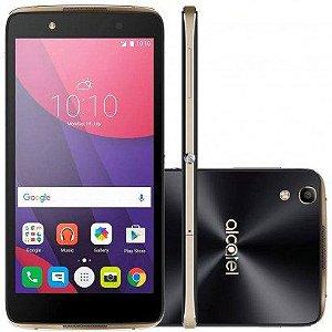 Smartphone Alcatel Idol 4 4G +  Preto/Dourado