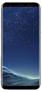 "Samsung Galaxy S8 Dual Chip Android 7.0 Tela 5.8"" Octa-Core 2.3GHz 64GB 4G-Preto"