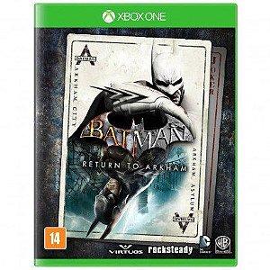 Batman Return to Arkham - Xbox One
