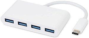 Adaptador USB-C para até 4 saídas USB 3.0